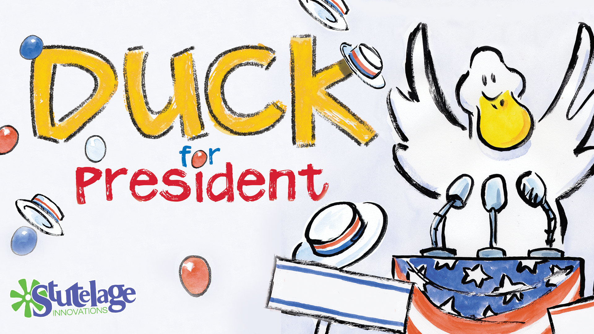 Duck for President Buffalo NY School Year Camps