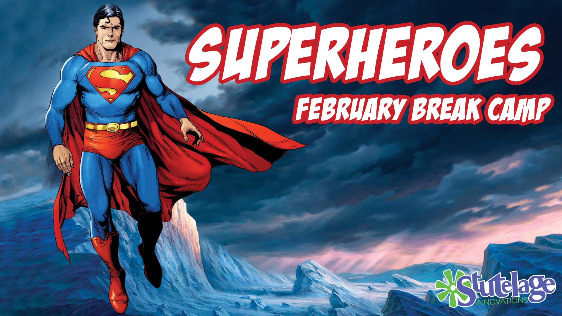 Superheroes Buffalo NY School Year Camps